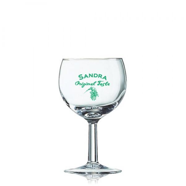 Weinglas Ballon 25cl bedrucken