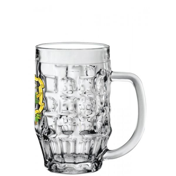 Bierkrug Malles 0,4L bedrucken