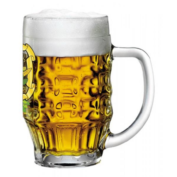 Bierkrug Malles 0,5L bedrucken